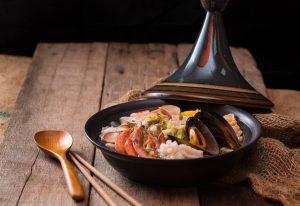 Tajine Seafood